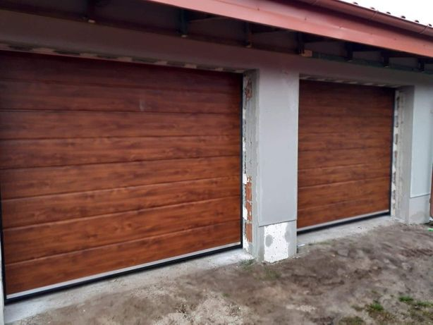 Serwis bram garażowych segmentowych naprawa pogwarancyjna przegląd