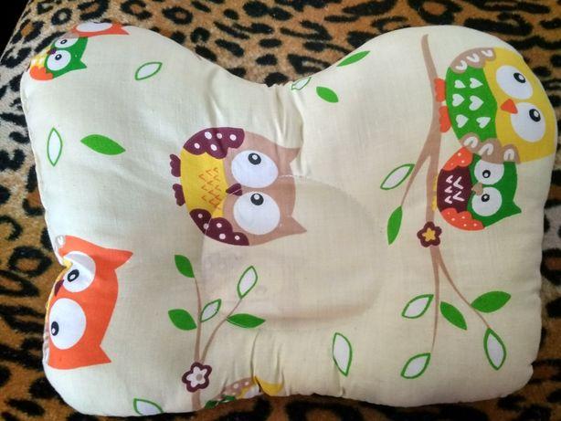 Дитяча ортопедична подушка