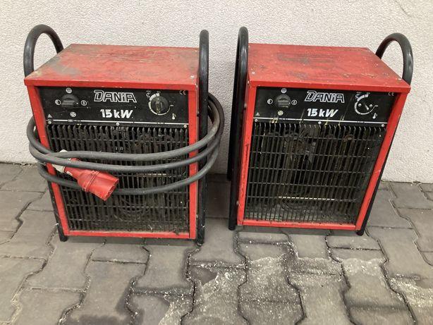 Nagrzewnica elektryczna Dania 15 kw (piec, grzejnik)