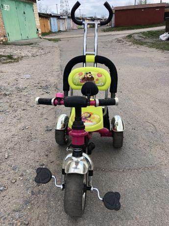 Детский 3-колесный велосипед