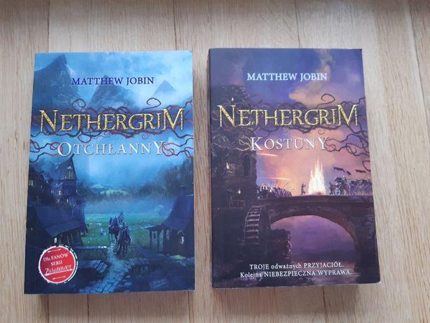 ",,Nethergrim"" Matthew Jobin"