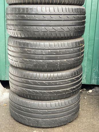 Шины летние б/у 225/40/R18 Bridgestone Potenza S001