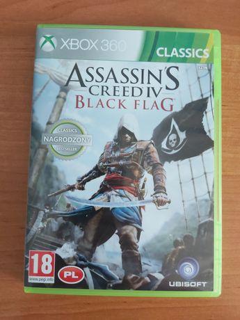 Assassins Creed IV Black Flag XBOX 360 polska wersja językowa
