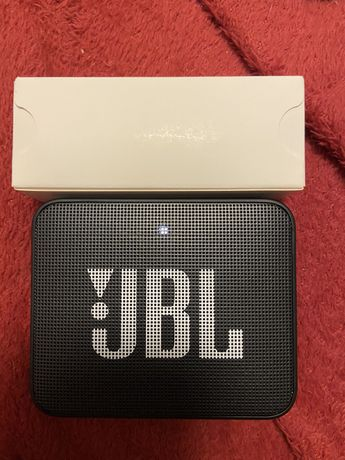 Coluna JBL Go 2 nova