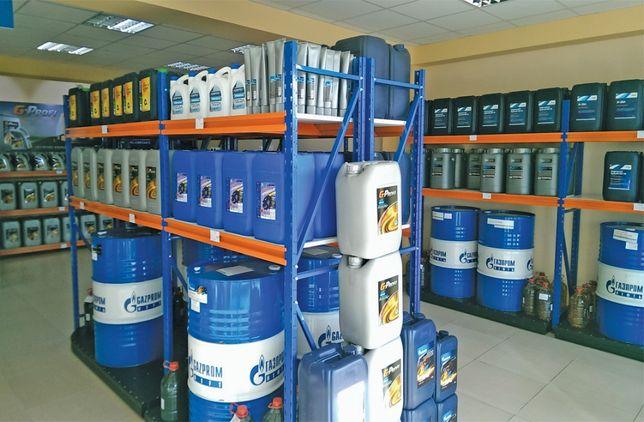 Металлические стеллажи с нагрузкой на полку до 1100 кг для складов