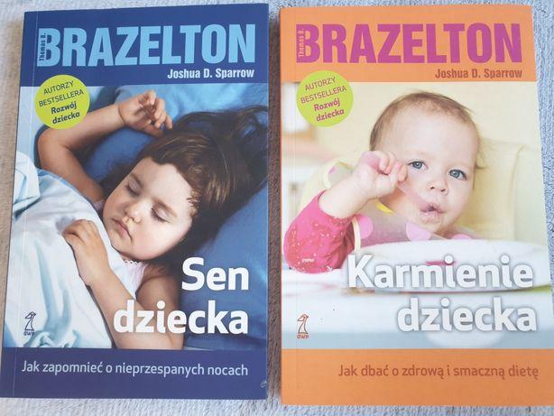 Brazelton Sen dziecka, Karmienie dziecka