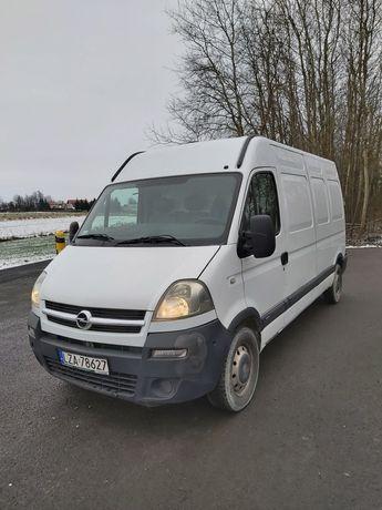 Opel Movano Renault Master Nissan Interstar