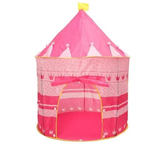 Палатка детская игровая домик замок
