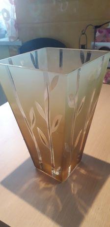 Wazon szklany 30 cm