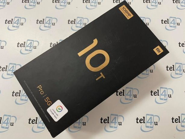 Tel4u Xiaomi Mi10T Pro 256 Silver/Black Długa35