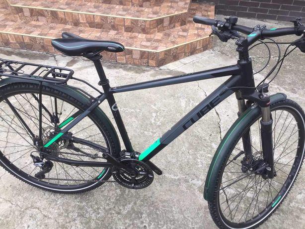 Велосипед CUBE cross pro Deore XT 30 передач