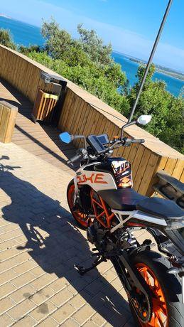 KTM Duke 390 Excelente Moto