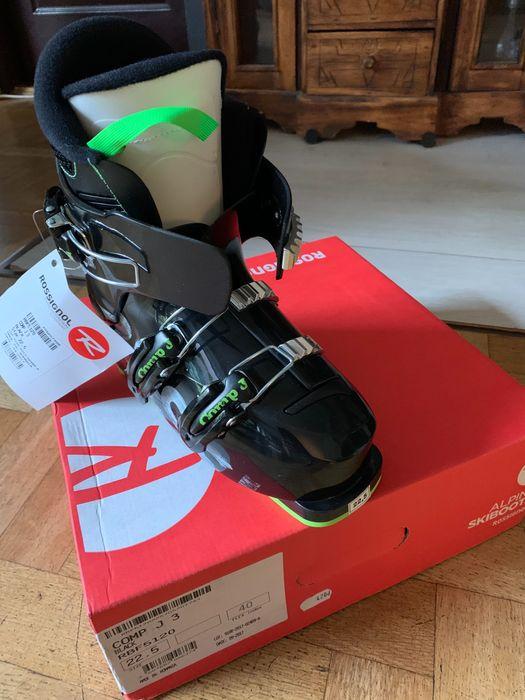 Rossignol nowe buty narciarskie dziecięce Gliwice - image 1