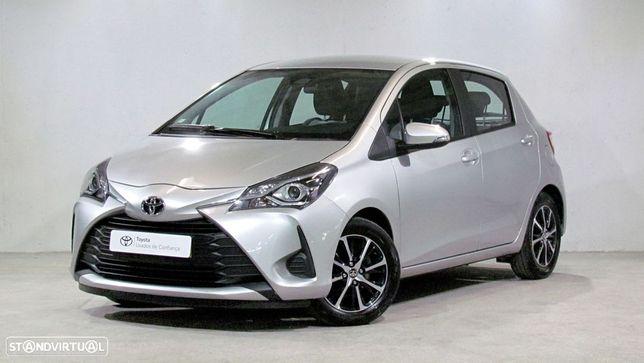 Toyota Yaris 1.0 5P Comfort