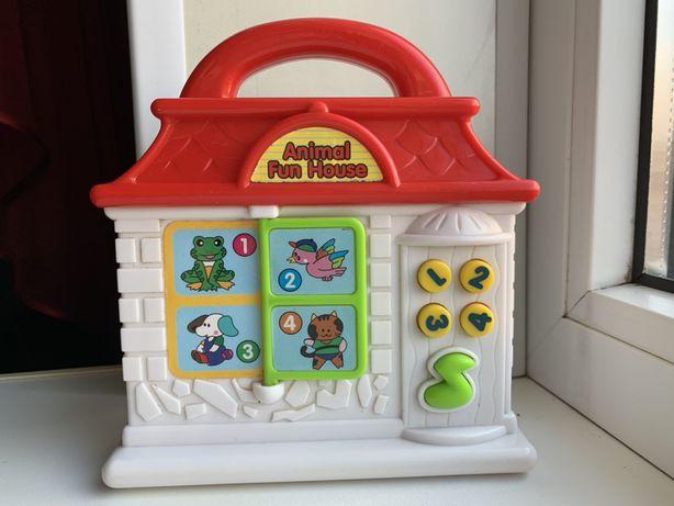 Інтерактивна іграшка Animal Fun House интрактивная игрушка США