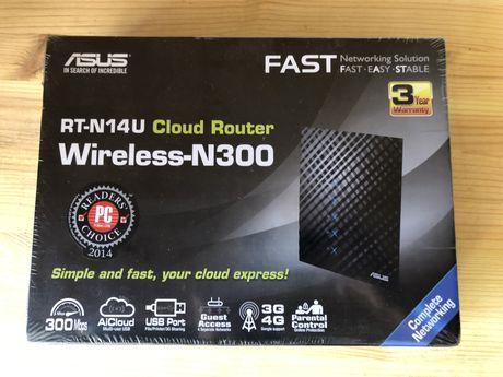 Asus Cloud Router RT N14U - Wireless N300