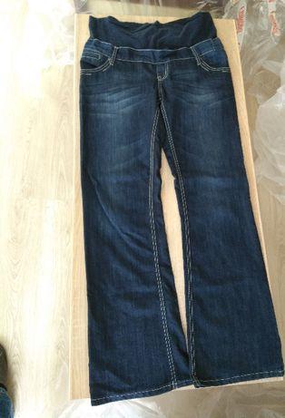 Spodnie ciążowe, jeansy rozmiar XL