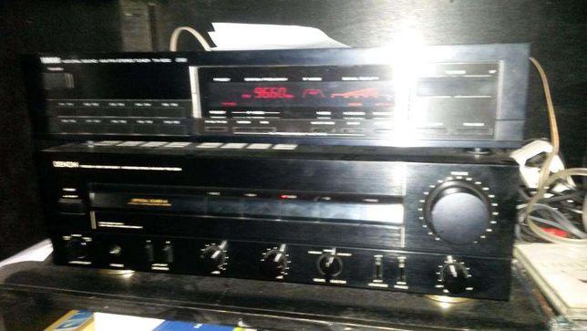 Amplificador Denon PMA-520A