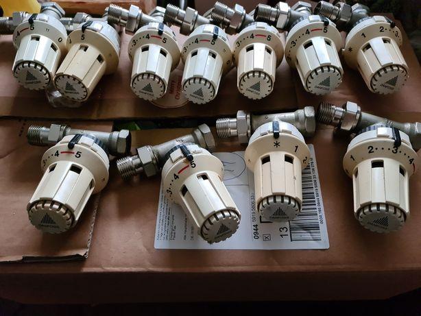 Termostaty danfoss używane zawór z głowica