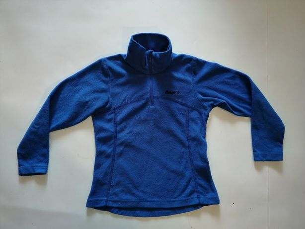Bergans of norway polar bluza kurtka polarowa sweter roz.128/134