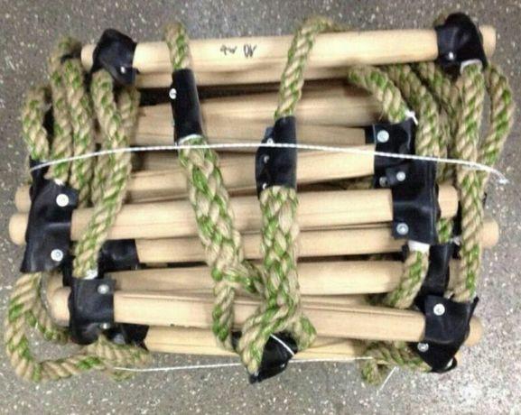 Drabina sznurowa 10m
