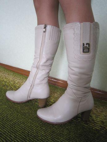 чоботи зимові натуральні розпродажа