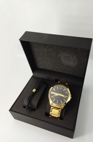 Zegarek męski AX7124 Armani Exchange Hampton