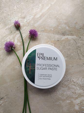 Цукрова паста Epil Premium
