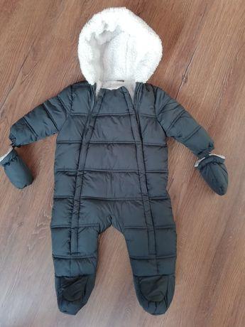 Kombinezon zimowy dla chłopca F&F, rozmiar 74