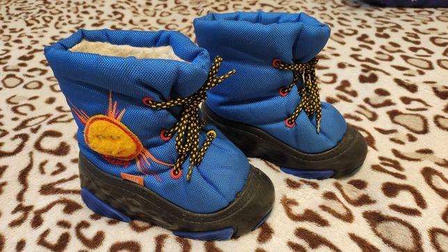 Сапоги, ботинки зимние Демар, 16 см