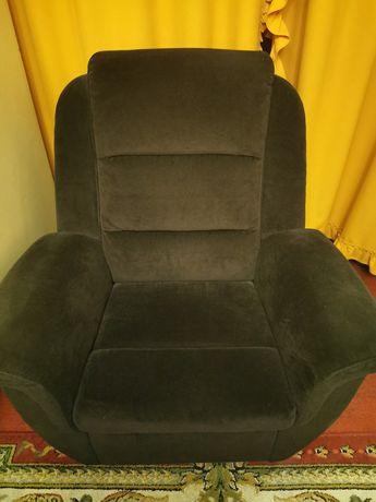 Fotel rozkładany elektryczny