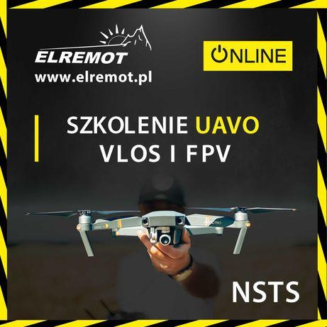 Kurs pilot - operator drona vlos i FPV NSTS-01