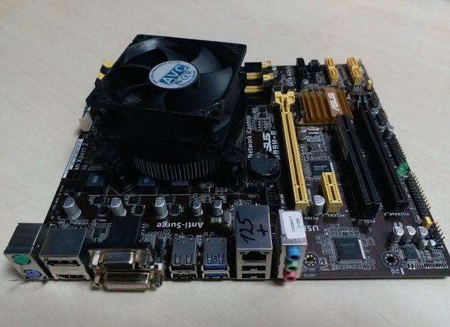 Комплект Asus B85M-E+Intel I5 4570 3.2Ghz+Cooler Socket 1150