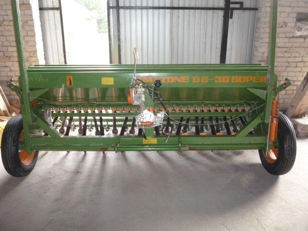 Amazone D8 Super 3m 25 redlic