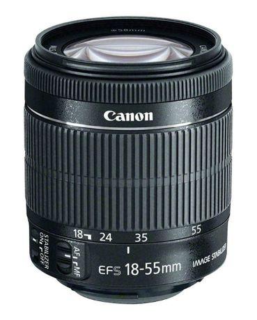 Lente Canon 18-55mm IS STM
