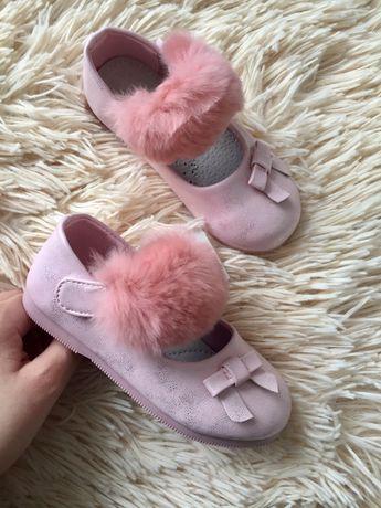 Туфли весна босоножки туфлі  нарядные 25 р 15 см нові