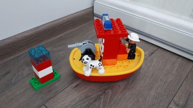 Лего дупло lego duplo пожежний катер 10591