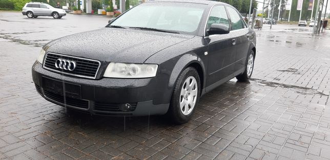 Audi A4 b6 Sedan 2.0 benzyna