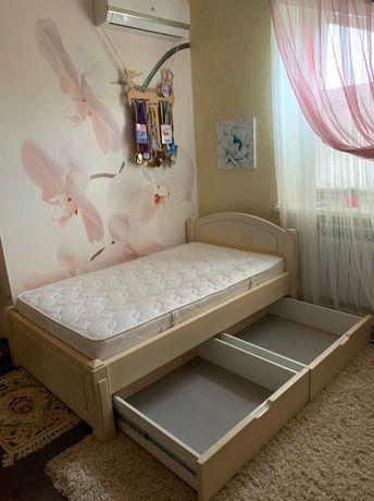 Продам полуторную кровать ( есть темная и светлая Кропивницкий )