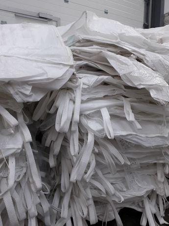 Big bag używane czyste ! Na zboże owies pszenice 750 kg
