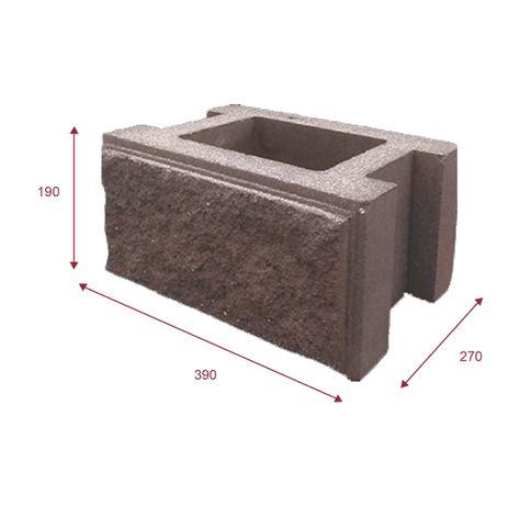 Огорожа, колені блоки,цегла, будівельні блоки