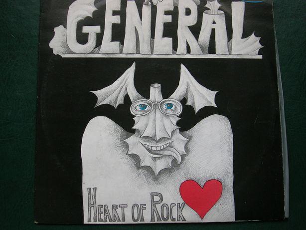 General. Heart of Rock. Płyta winylowa