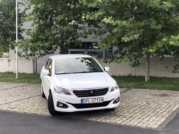 Peugeot 301 silnik BlueHDI Allure Euro 6