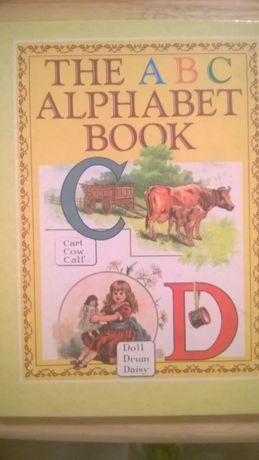 The ABC Alphabet Book - Alfabet dla dzieci Angielski dla dzieci