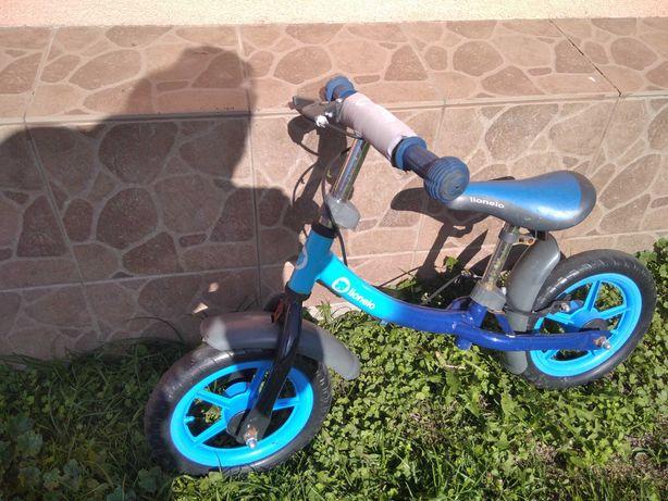 Rowerek biegowy dla chłopców