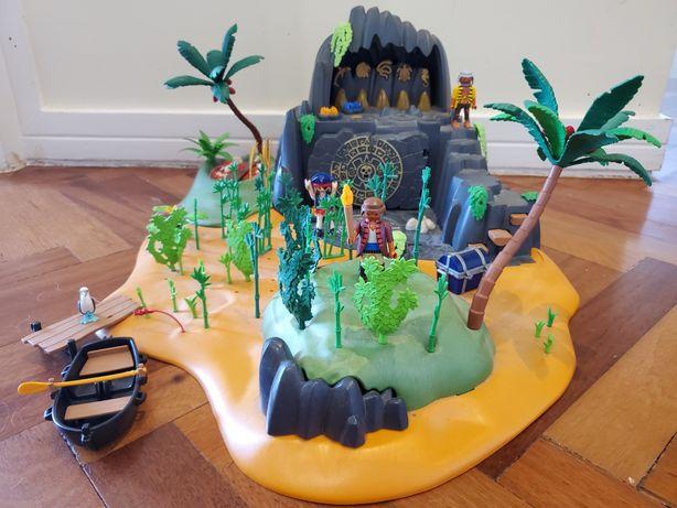 Playmobil Ilha dos Piratas