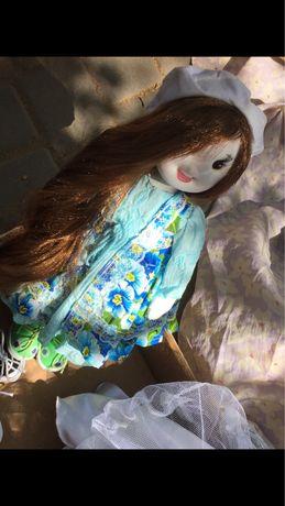 Кукла куклы ручной работы ручная работа