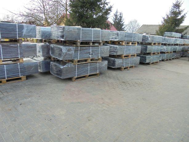 Słupki/Słupek/Panel/Panele ogrodzeniowe 60x40x1,25 Ocynk+kolor zielone