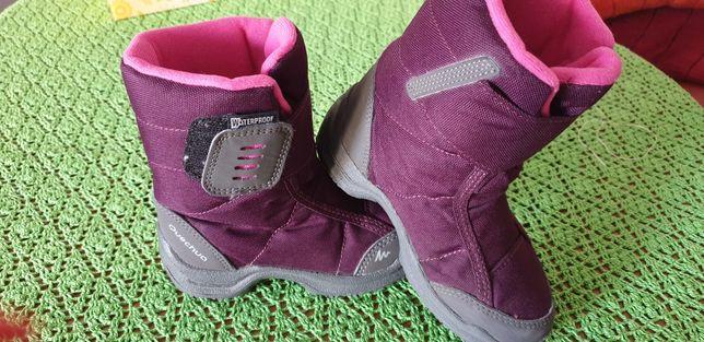 Buty, śniegowe,Quechu