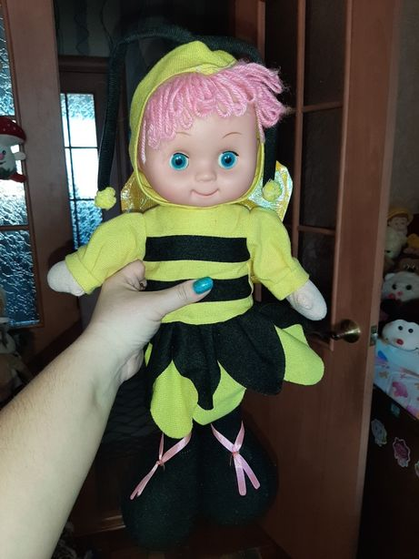 Куколка-пчелка